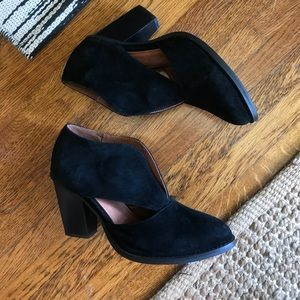 Jeffery Campbell By Free People Black Booties
